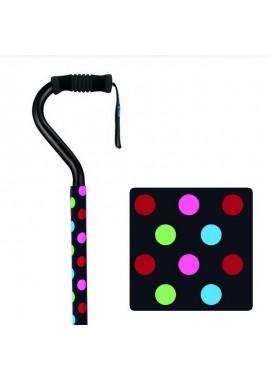 Color Dots Stylish Cane Sleeve