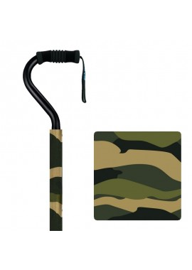 Camo Stylish Cane Sleeve