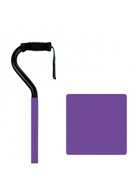 Solid Purple Stylish Cane Sleeve